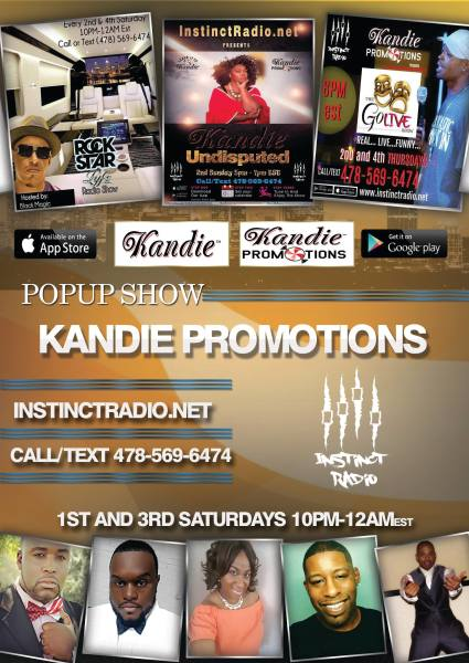 Kandie Promotions PopUp