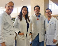 Drs. Ward Lane, Sue Jiang, Michael Sutker & Chris Bell
