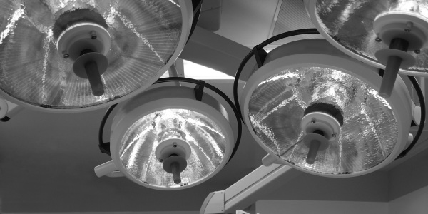 operating room lights