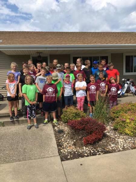 Kids Academy June 2017 attendees