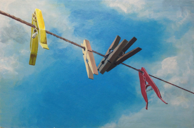 Great Drying Weather (2014) SOLD