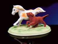 Porcelain Ponies