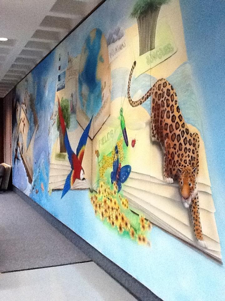 Art for Life Mural
