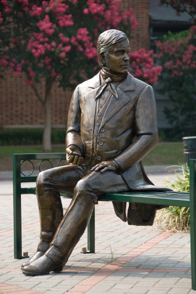 William Aiken. Founder of Aiken, South Carolina