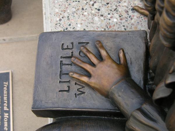 Treasured Moment Girl's Hand