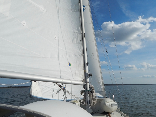 Hilton Head sailboat charter captain instruction