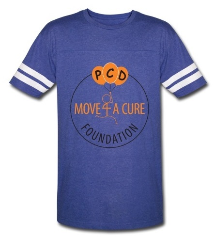 2015 Move 4 A Cure - vintage sport t-shirt