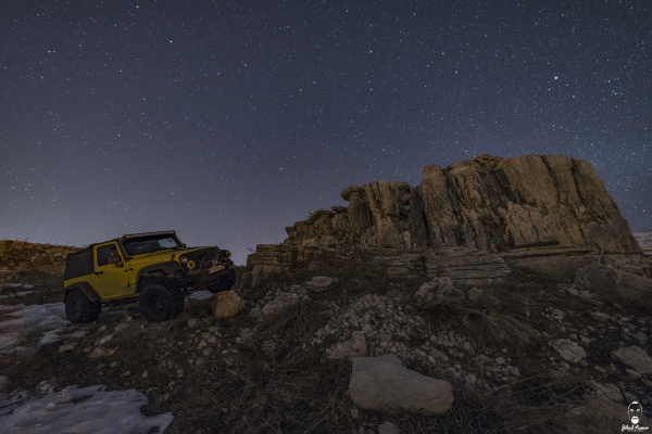 Jihad Asmar Photography offroad jeep wrangler lebanon