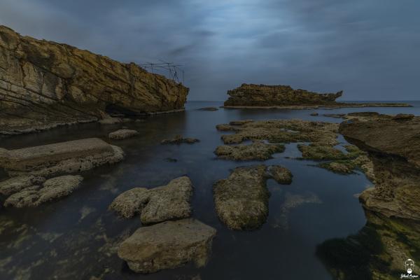 Jihad Asmar Photography seascape lebanon kfaraabida