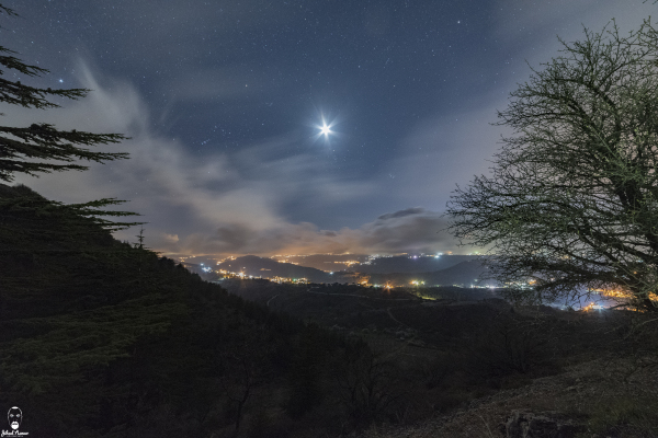 Jihad Asmar Photography moon hike shouf reserve