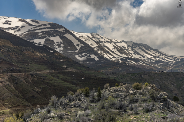 Jihad Asmar Photography tannourine snow mountains