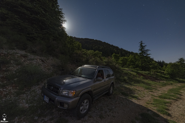 Jihad Asmar Photography 4wd offroad shouf reserve mooon
