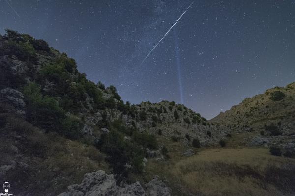 Lebanese Landscape Photographer, Lebanese Photographer, Perseids Meteor Shower, Jaj Lebanon
