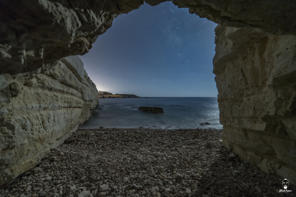 Lebanese Landscape Photographer, Lebanese Photographer, Cave Cyprus Paphos