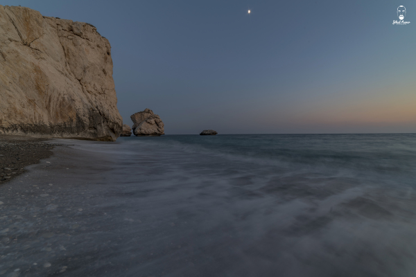 Lebanese Landscape Photographer, Lebanese Photographer, Sunset, Aphrodites Rocks