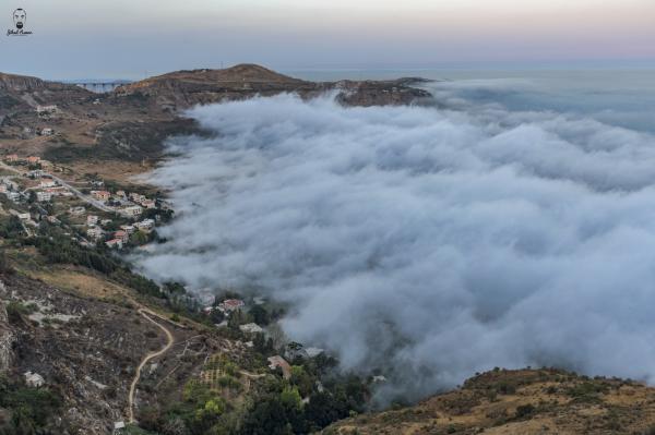 Fog or Ocean ?!?!