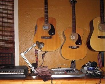 Jill's studio
