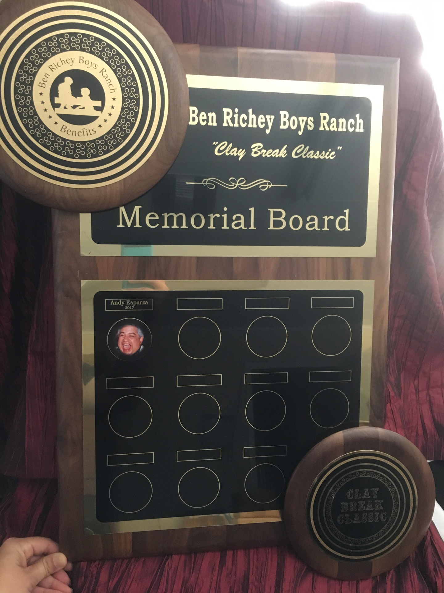 Custom Awards and Plaques