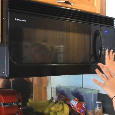 Installing a Microwave in a Recreational Vehicle (Motorhome, 5th Wheel or travel Trailer)