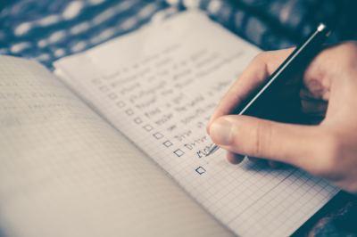 The Checklist:  The Original Quality Assurance & Productivity System