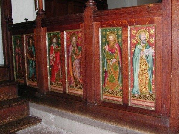 Twelve apostles screen