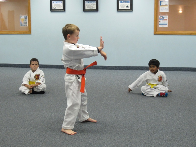 Child Beginner (ages 7-10)