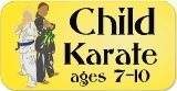 Child Beginner Karate for Elementary School Students
