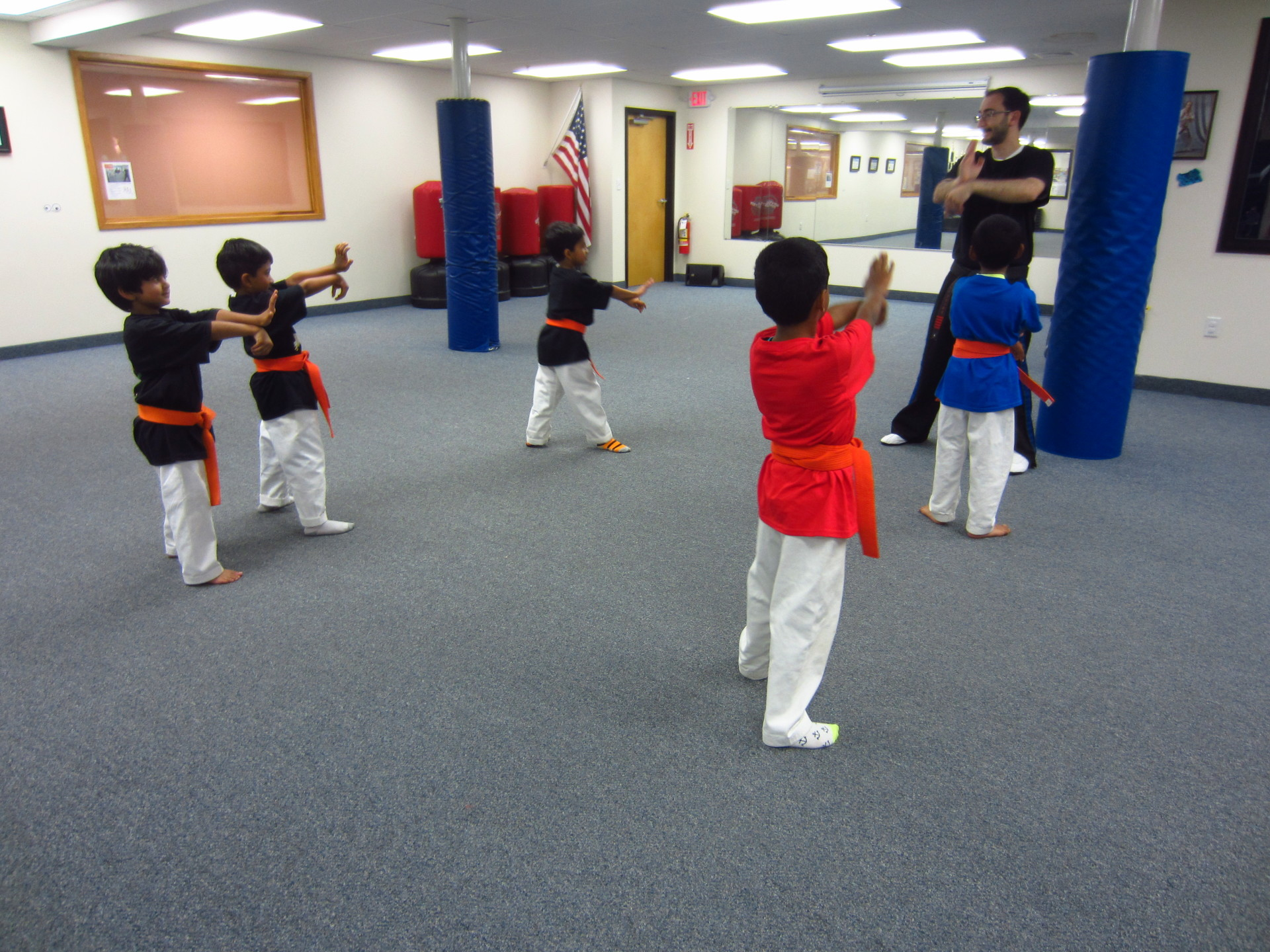 Tots Karate for Preschoolers and Early Elementary Students