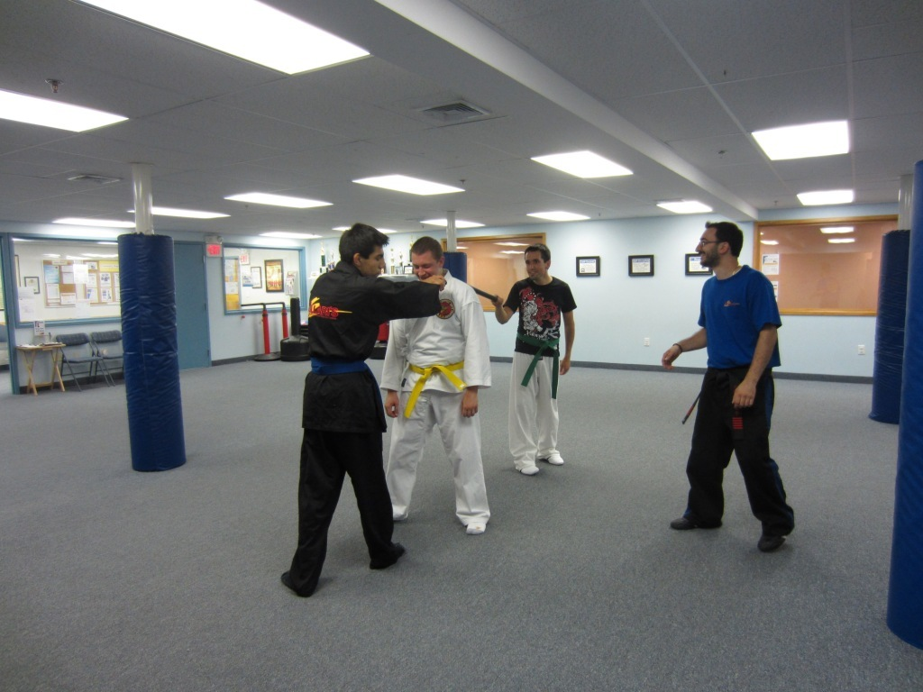 Adult Karate for Beginners and Returning Students