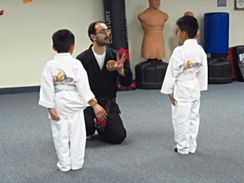 6th Degree Master Instructor