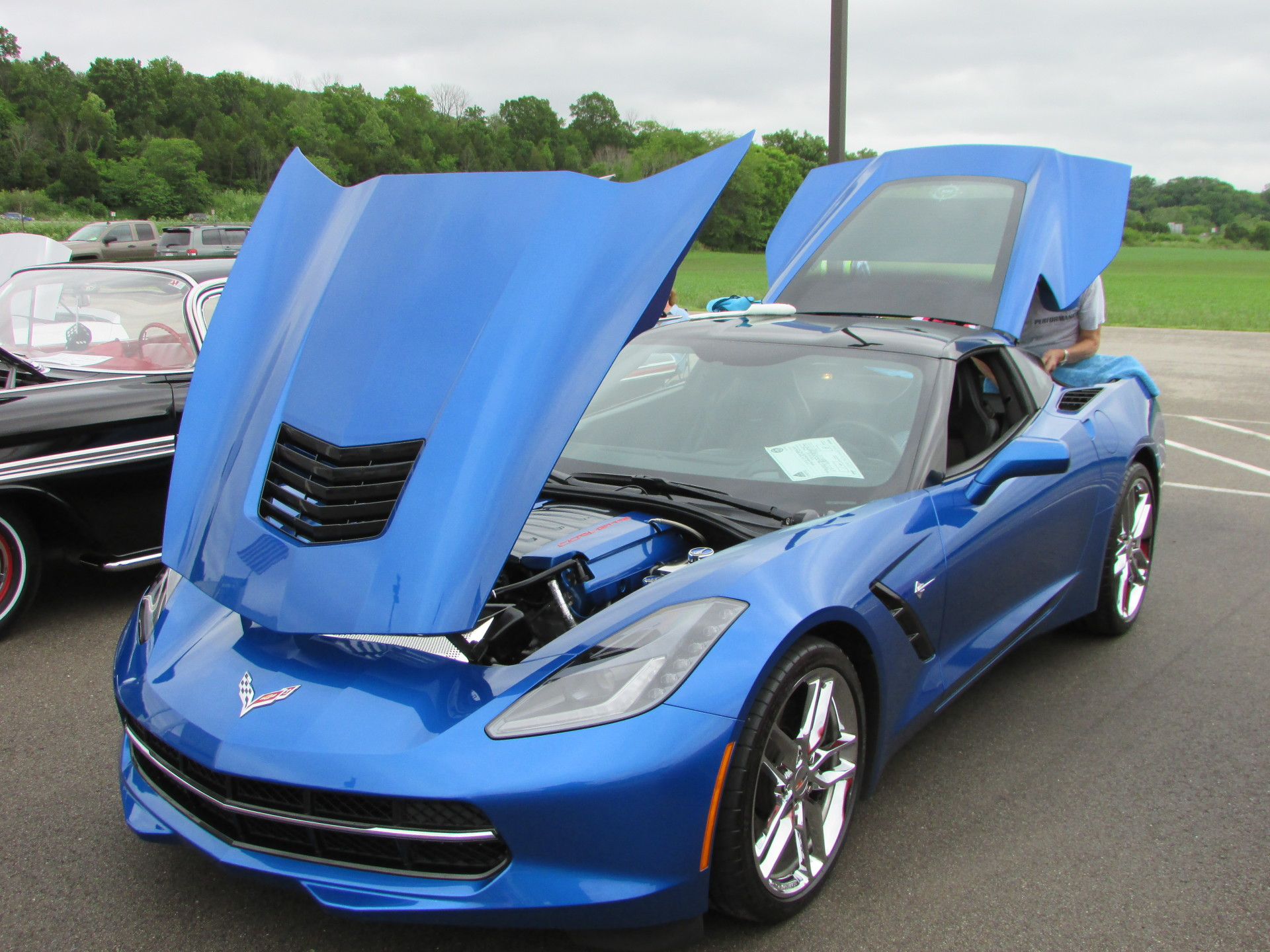 2014 Chevy Corvette