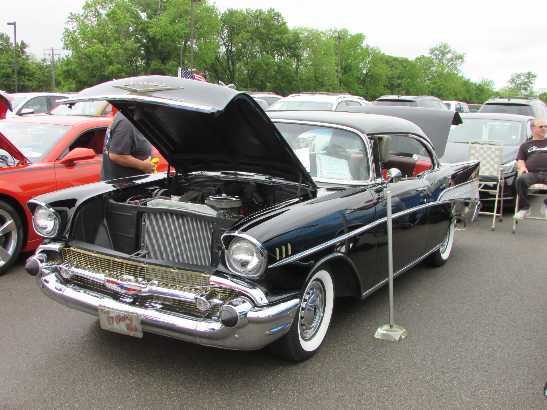 1957 Chevy Sport Coupe