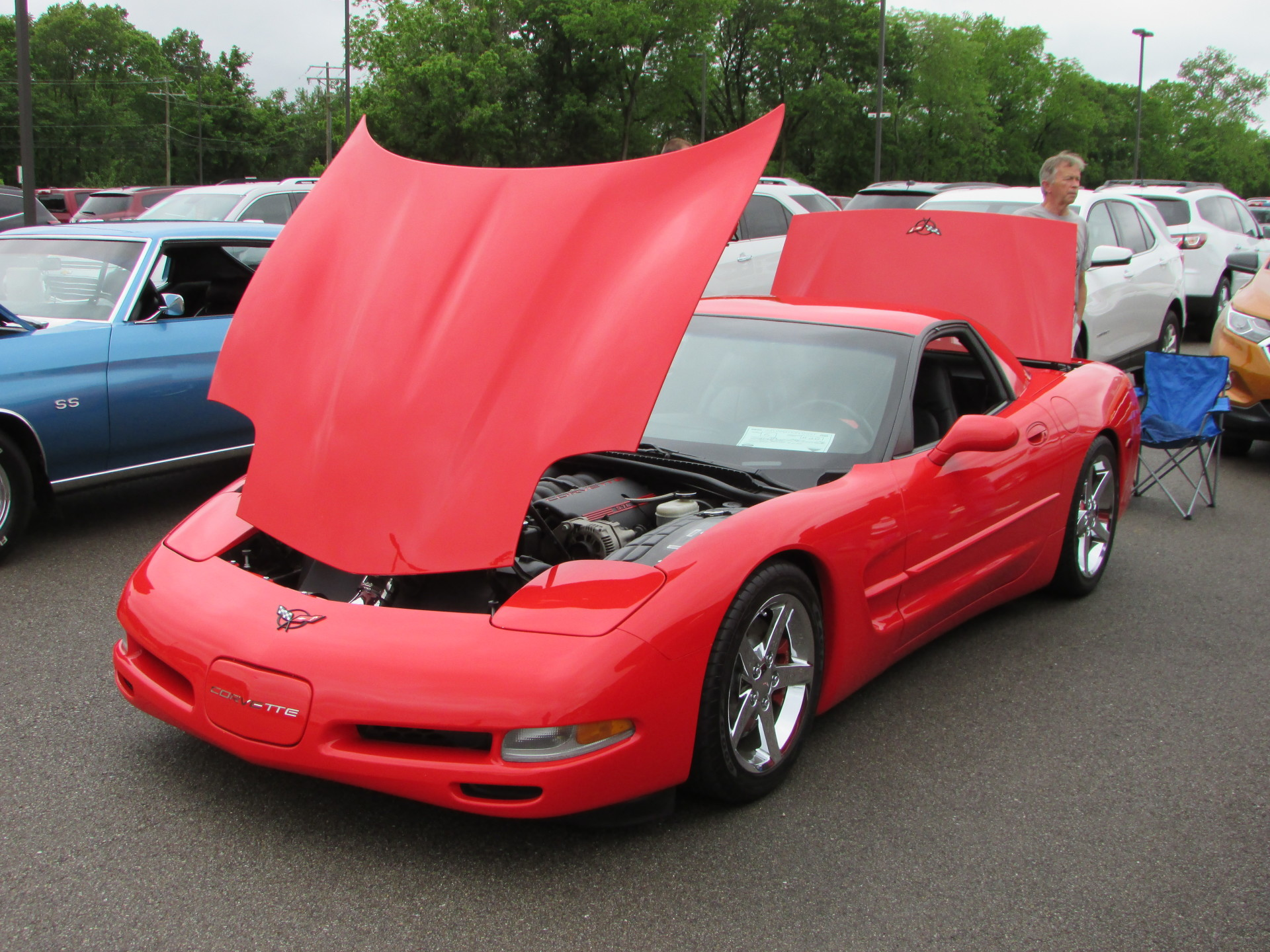 1999 Chevy Corvette