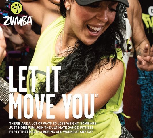 Let it Move You Zumba
