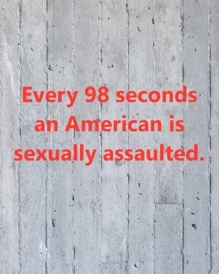 Every 98 Seconds an American is Sexually Assaulted