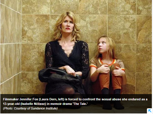 Sundance: 'The Tale' speaks to #MeToo movement with chilling child rape drama