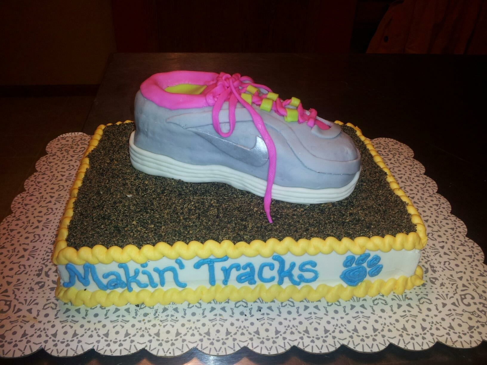 Cross Country Cake