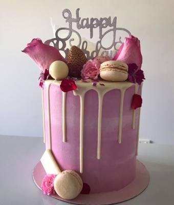 Loaded Cake