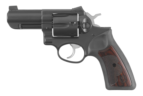 "Ruger GP100 ""Wiley Clapp"" Edition"