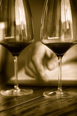 KV Wines blending session