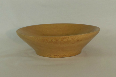 """#045       Sycamore Bowl       7.5"""" wide by 2"""" high       $40.00"""