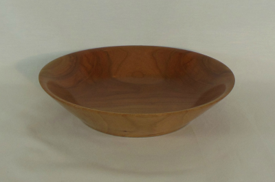 """#103       Cherry Bowl       8.25"""" wide by 2"""" high       $50.00"""