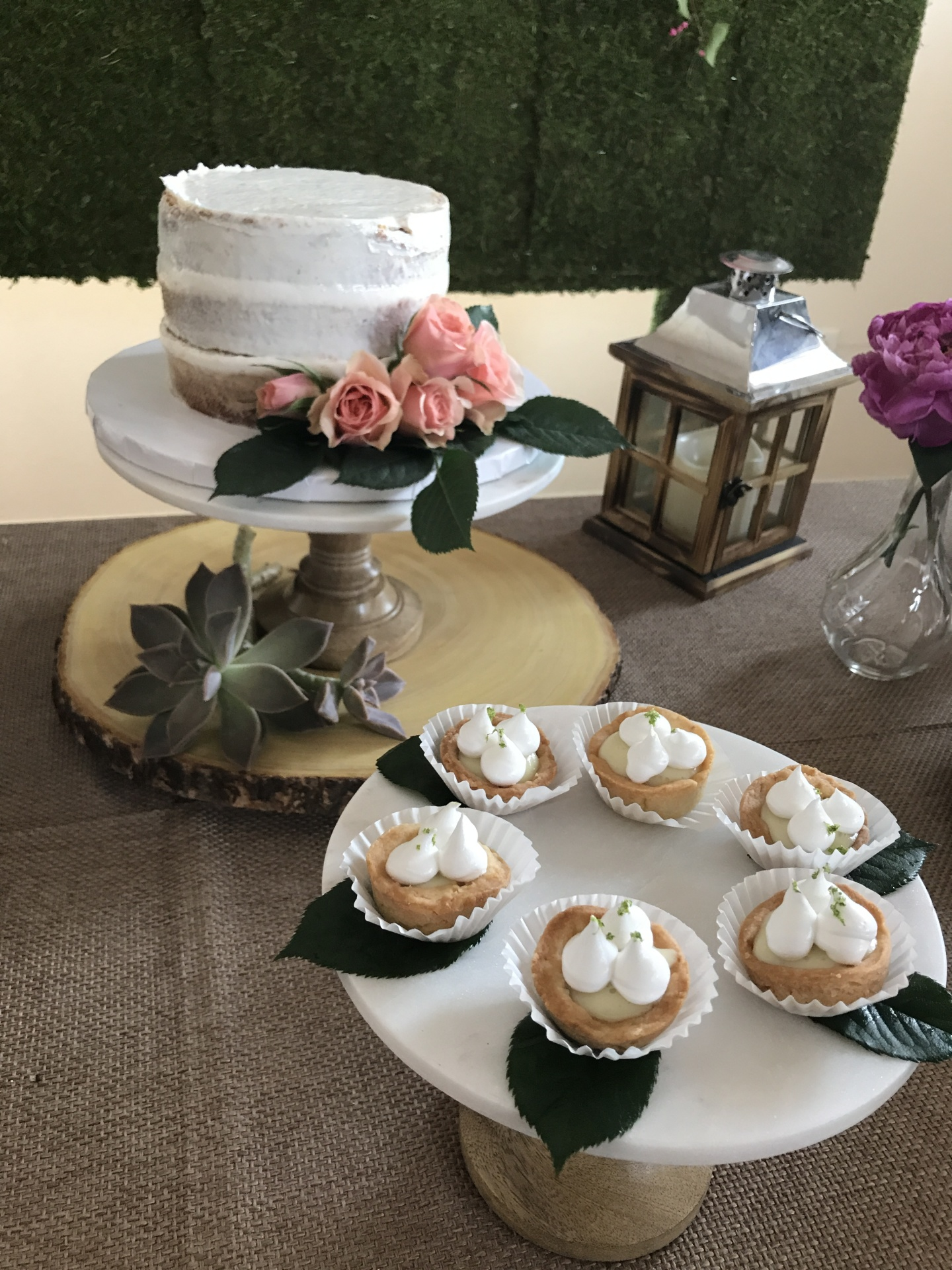 Dessert Table and Cake Decor