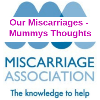 Our Miscarriages- Mummys thoughts