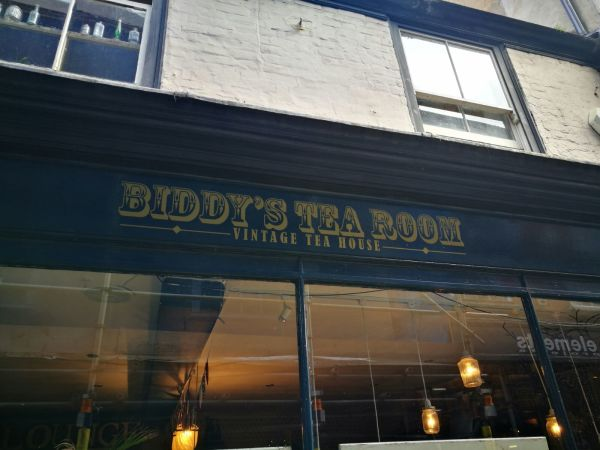 Biddy's Tea Rooms- Norwich