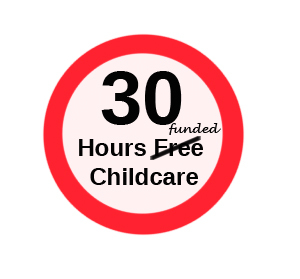 """I am eligible for 30 hours """"free"""" childcare but am being charged...why?"""