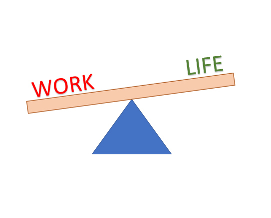 How to find that work life balance...when working from home!