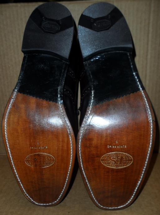 haft sole and heel shoe repair