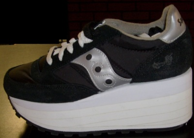 Shoe Elevation
