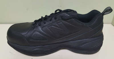 Shoe Lift on Black Tennis Shoe